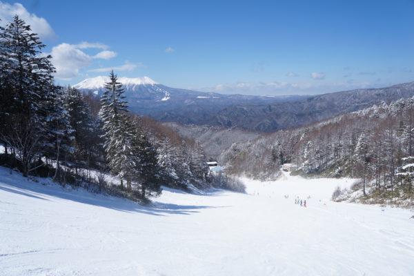 木曽福島スキー場延長します。