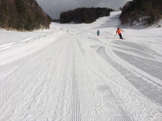 シークレットAオープン、3700m滑走可能